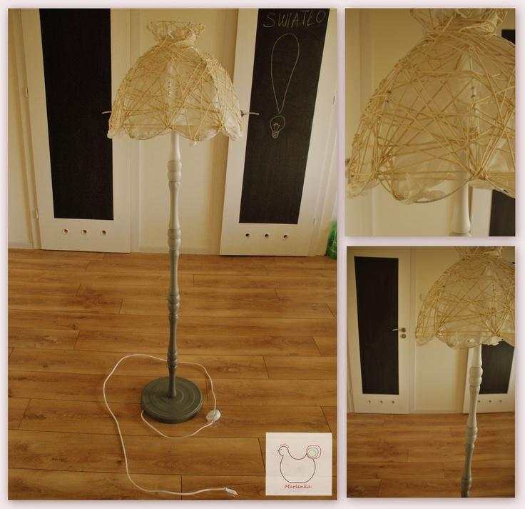 Eco lampka babci :)