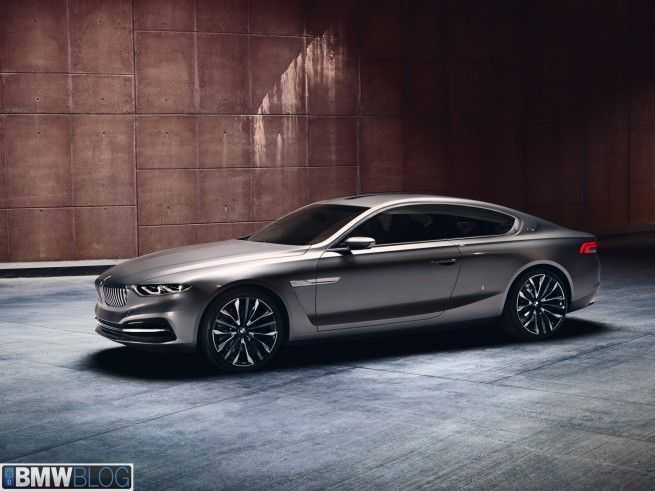 World Premiere: BMW Pininfarina Gran Lusso Coupe