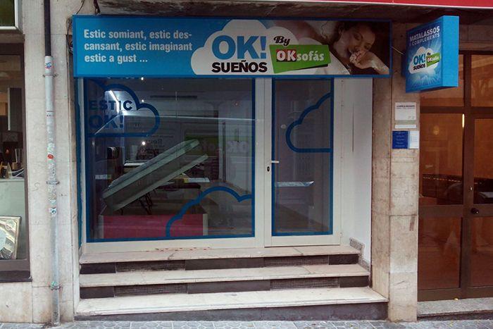 Tienda #OKsueños en Tarragona