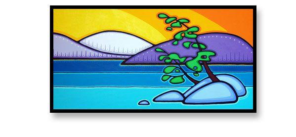 Mark Kulas painting 057