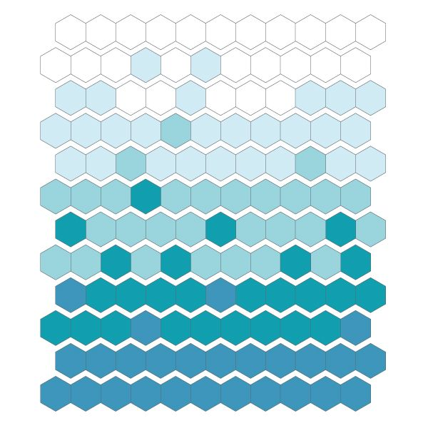 Quilting Template Hexagon : 25+ best ideas about Hexagon quilt pattern on Pinterest Hexagon quilt, Patchwork patterns and ...
