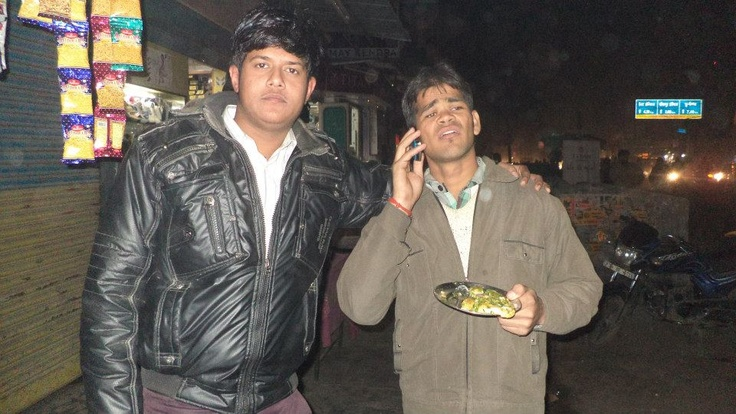 me and my frd