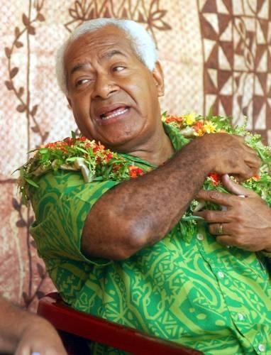 Master Tamani - Draiba Fijian School
