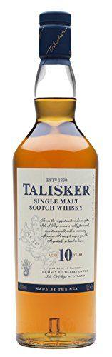 Talisker Whisky Escocés – 700 ml