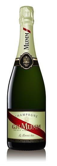 Champagne Mumm Le Demi-Sec