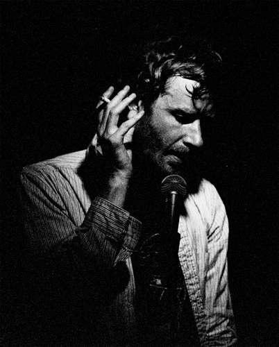 Matt Berninger... my all time favorite musician