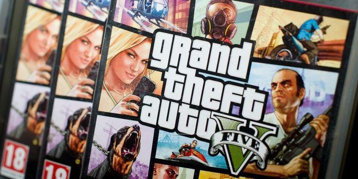 В GTA 5 стоит ждать появления зомби