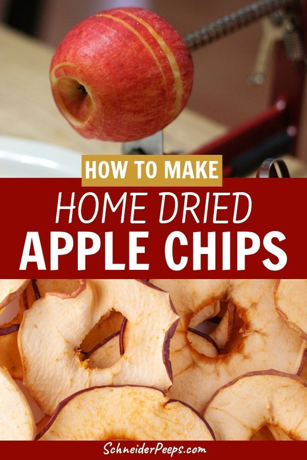 Dehydrating Apples To Make Dried Apple Rings And Apple Chips Schneiderpeeps Recipe Dehydrated Apples Dried Apple Chips Apple Chips