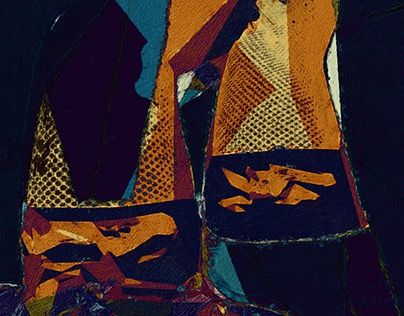 """Check out new work on my @Behance portfolio: """"My fishnets 2"""" http://be.net/gallery/48125501/My-fishnets-2"""