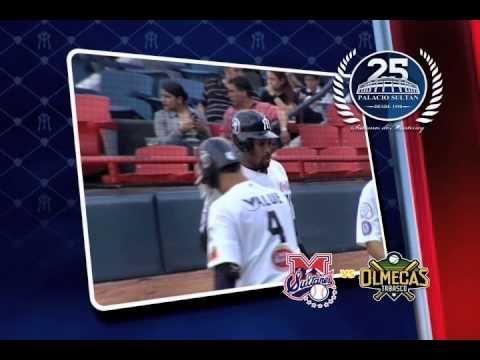 Olmecas de Tabasco vs Sultanes de Monterrey, ven y vive el béisbol!!
