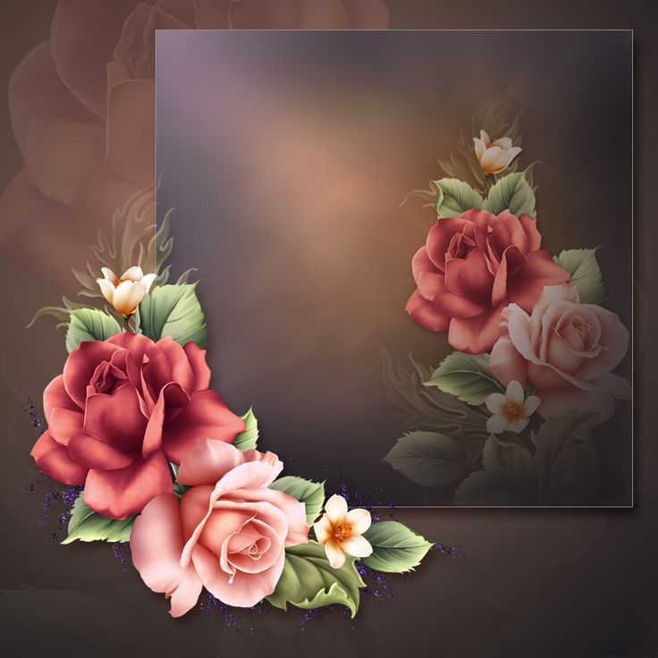 Pin By Irena 64 On цветы Pinterest Cards Vintage