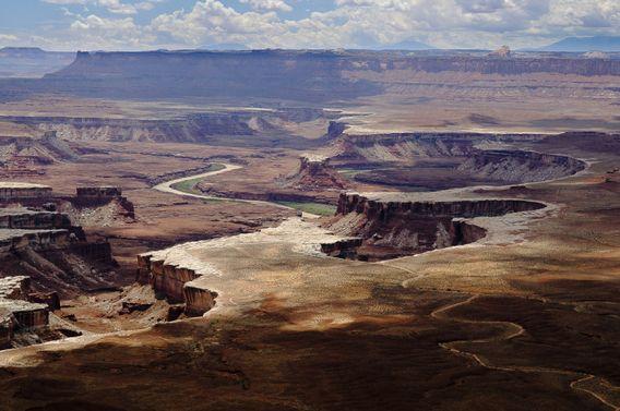 Koop 'Canyonlands - Utah (VS)' van Edwin van Amstel voor aan de muur.