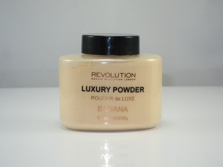 Makeup Revolution Luxury Banana Powder ($8) is a mattifying, bright yellow powder that sets foundation, reduces shine, and corrects redness or pink undertones while brightening skin. I'm a massive fan of Ben Nye Banana Powder so imagine my surprise when I saw how incredibly similar Makeup Revolution Luxury Banana Powder was to it. I decided […] The post Makeup Revolution Luxury Banana Powder Review & Swatches appeared first on Musings of a Muse. :: Beauty