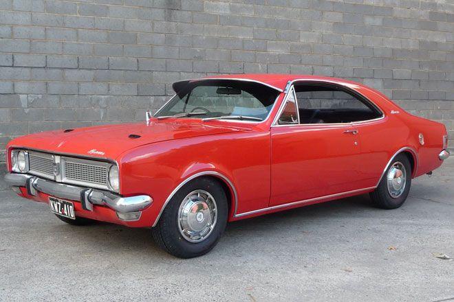 1970 Holden Monaro HG 253