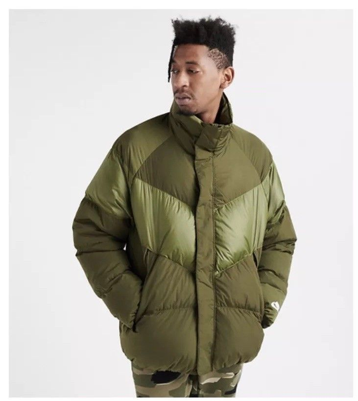 b3b69cf06158 Details about Nike Sportswear Down Fill Jacket Black 928893 010 ...