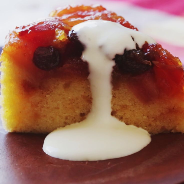 How to make an Upside Down Apple Cake
