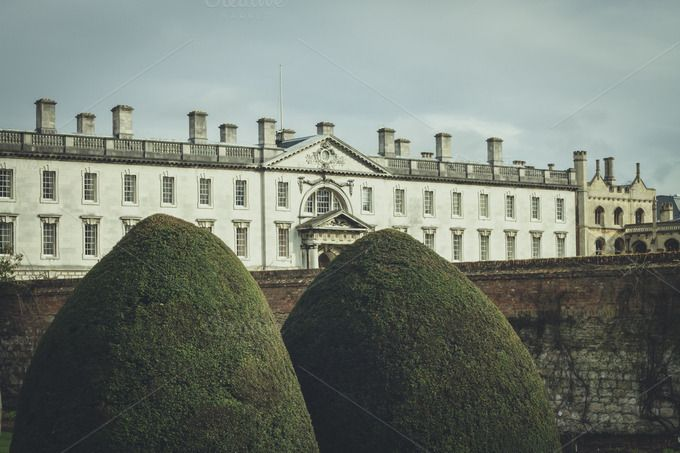 Check out Cambridge, UK, Architecture by Lemonee on the Hills on Creative Market