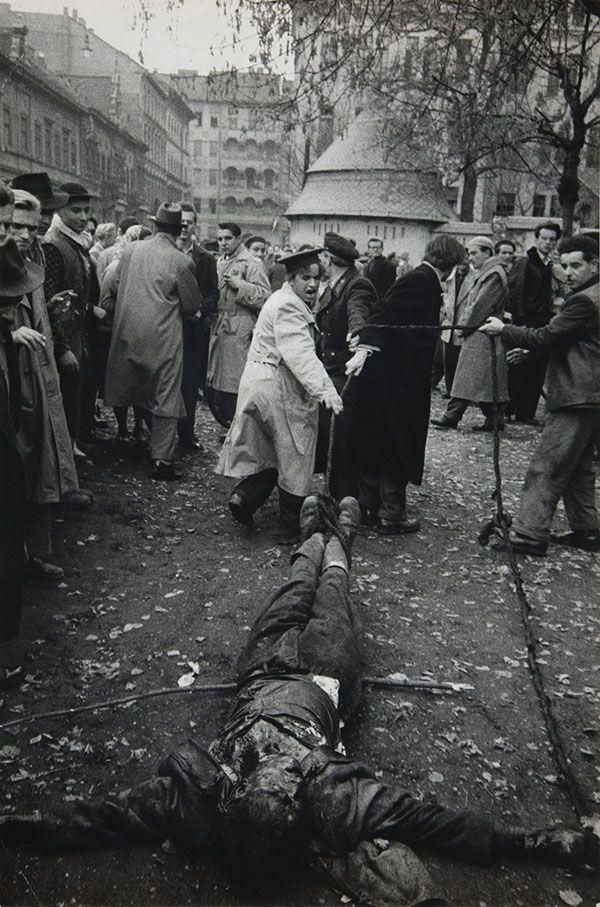 Budapest, October 1956