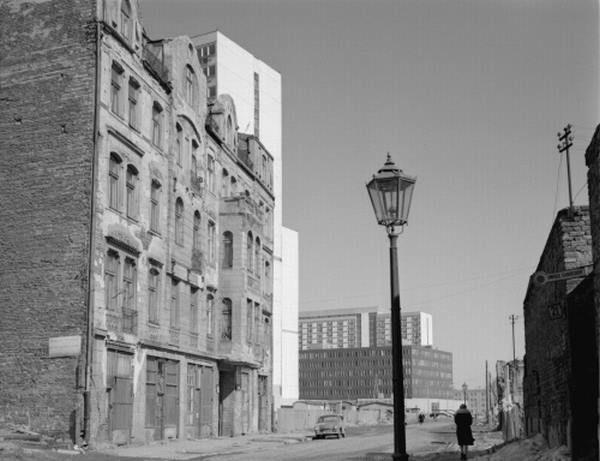 Grzybowska 24 przed 1974