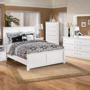 White Limed Oak Bedroom Furniture