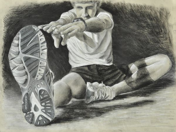 AP Studio Drawing High School Art Concentration on Drawing Served