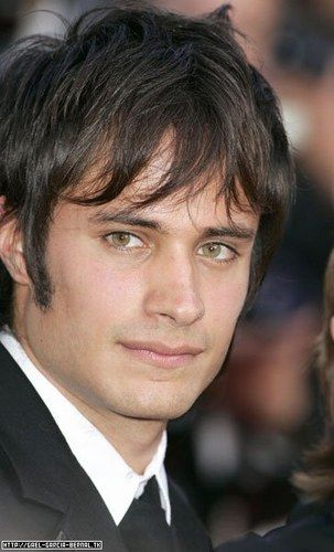 Gael Garcia Bernal  Mexican Actor.
