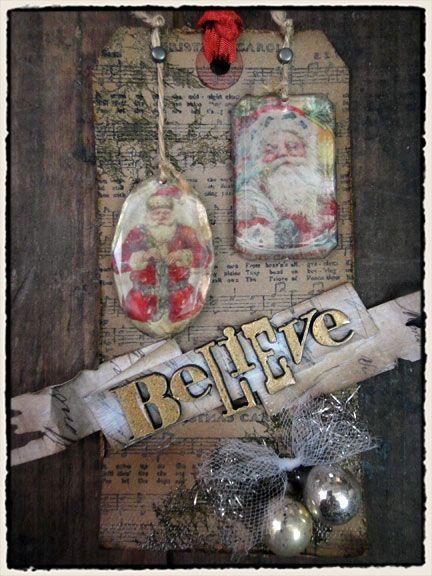 12 tags of christmas