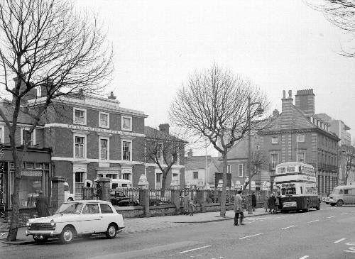 Birmingham orthapedic hospital broad st birmingham.1960