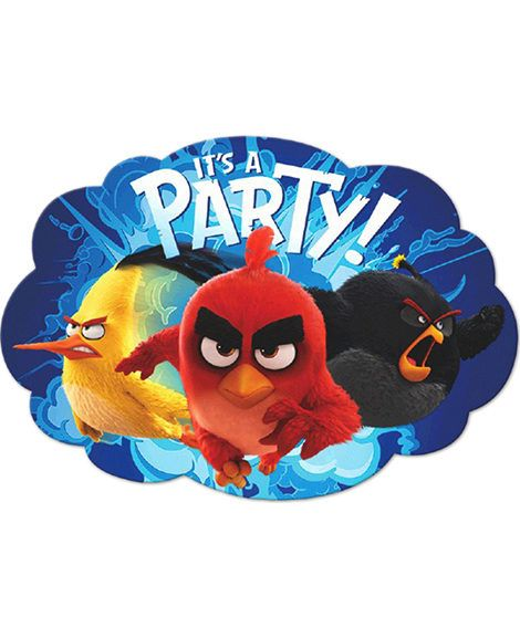 13 best Angry Birds Party images on Pinterest Angry birds Bird