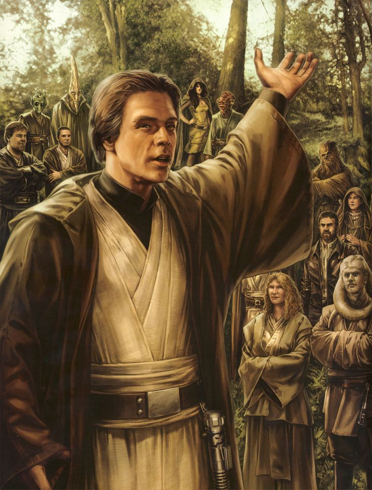 Luke Skywalker to be Primary Focus of New STAR WARS Trilogy and a Ton More AwesomeInfo!