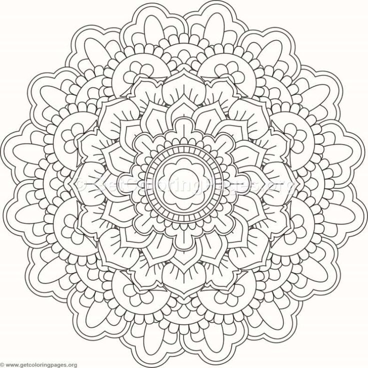 34 best 만다라 images on Pinterest | Coloring pages, Coloring books ...