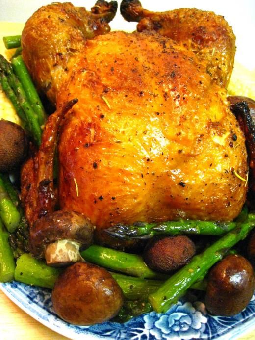 Roast Chicken - Half Hour Meals - Recipes For Your Lifestyle!