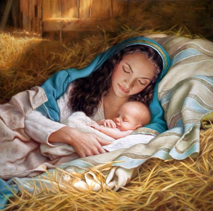 Картинка ночь матери