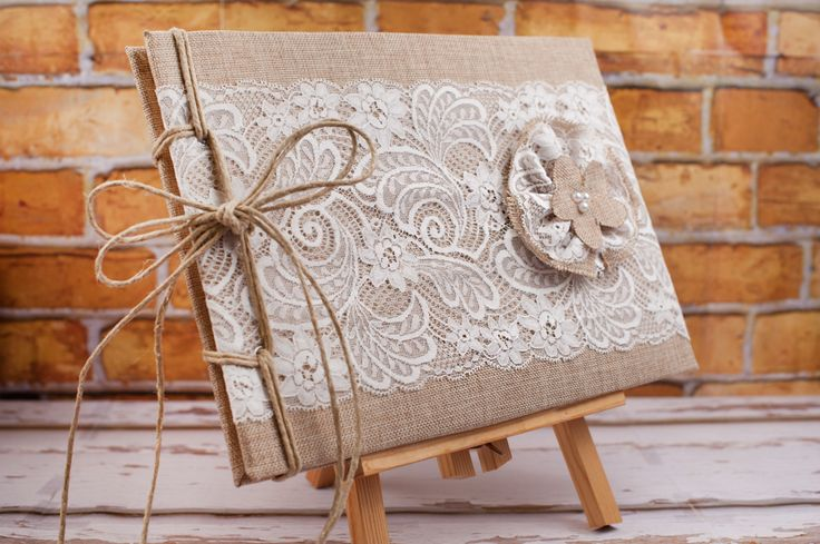 Burlap and Lace | www.lenagamos.gr | etsy.com/LenaWeddings