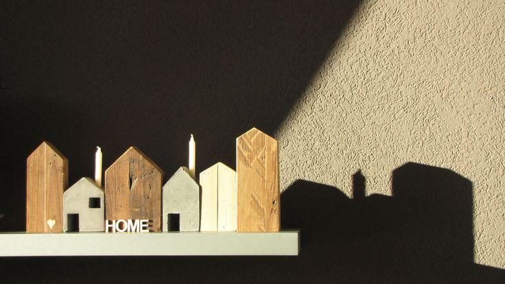 Petites maisons...