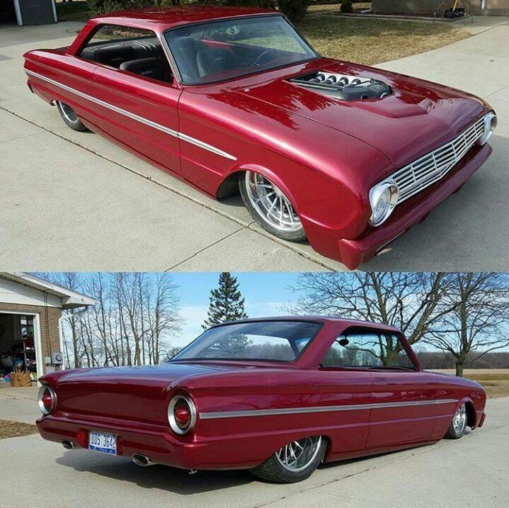 1963 Ford Falcon restomod