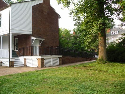 Orlando Brown House Porch Restoration