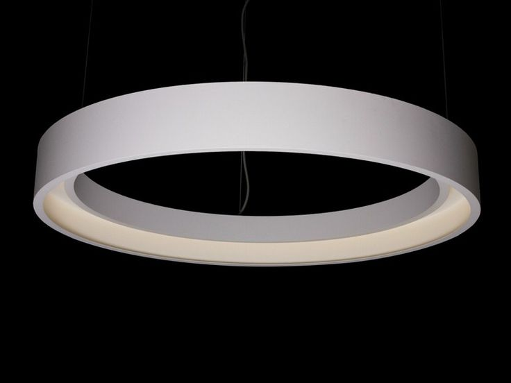 LED direct light RGB pendant lamp HOOP Hoop Collection by tossB