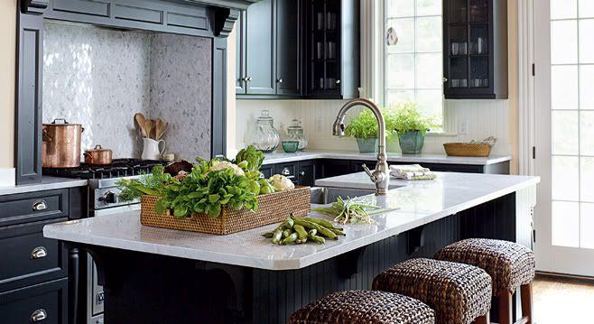 Для современной кухни остров - обычная деталь