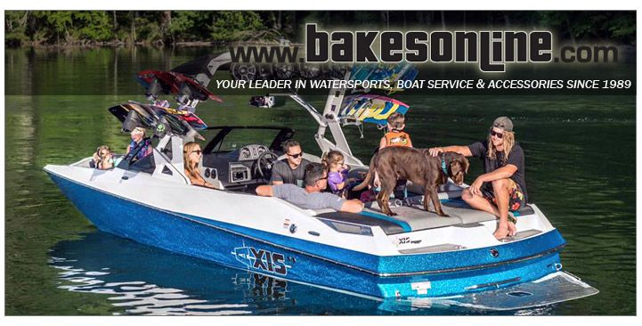 Bakes Online | Malibu Boat Parts & Accessories, Indmar Engine Parts, Mercruiser, PCM, Fly High Ballast, Ronix
