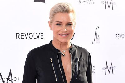 Yolanda Hadid To Discuss Lyme Disease Battle, Supermodel Daughters And Divorces From Mohamed Hadid And David Foster In New Book!