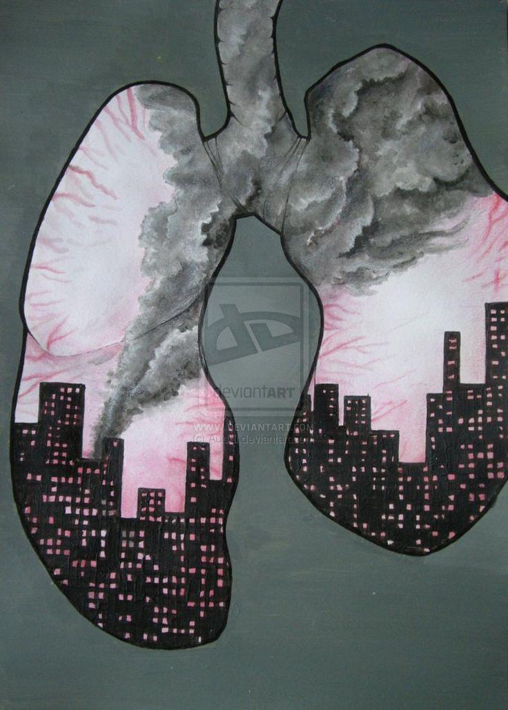 Ongezonde lucht