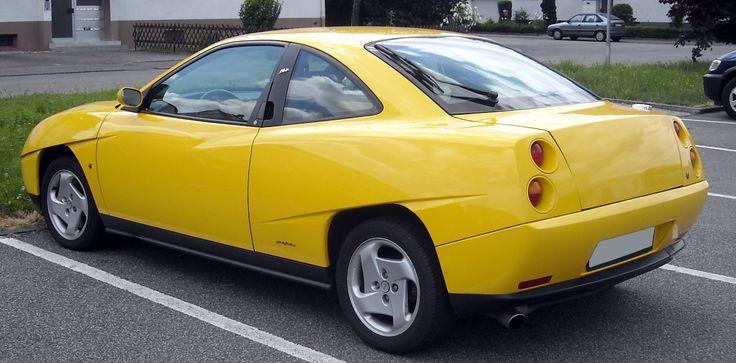 Fiat Coupè