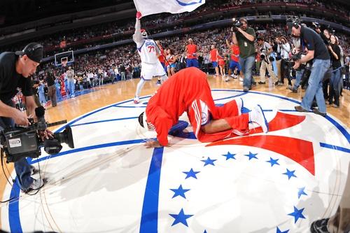 76ers- Allen Iverson