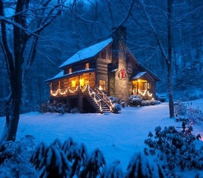 Boone Vacation Rental - VRBO 25581 - 2 BR Blue Ridge Mountains Cabin in NC, Sleepy Creek-Antique Log Cabin on Beautiful Stream Near Boone