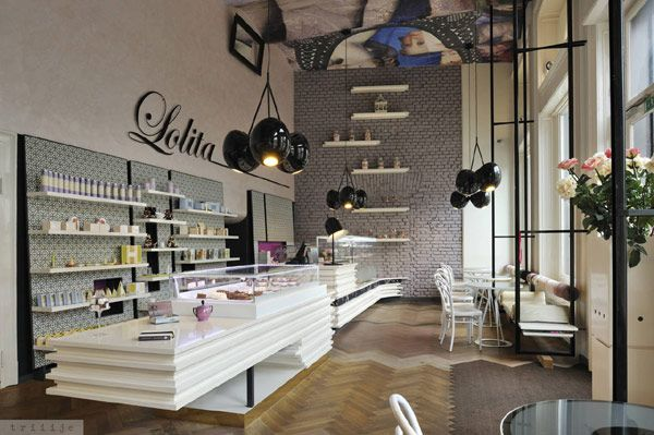 Intriguing Display of Colors and Textures: Lolita Coffeehouse in Ljubljana