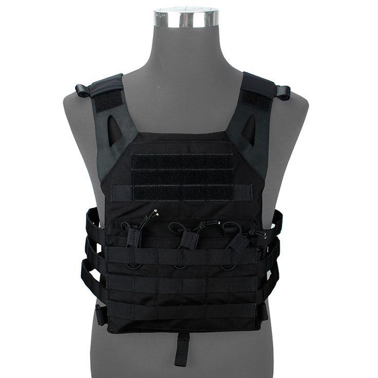 TMC Plate Carrier Tactical Vest