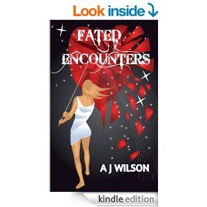 "AJ Wilson's latest work, another ""Best Seller"", is ""Fated Encounters"", a short love story that quickly comes to life capturing both your attention and your heart. Anyone who has ever experienced love, loss or betrayal will find it easy to relate to this story and will catch themselves reflecting back on the course of their own destiny."