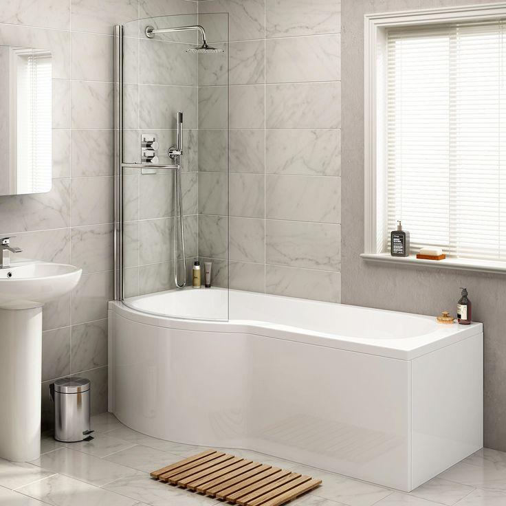 Shaped Baths Small Bathrooms: Best 25+ L Shaped Bath Ideas On Pinterest