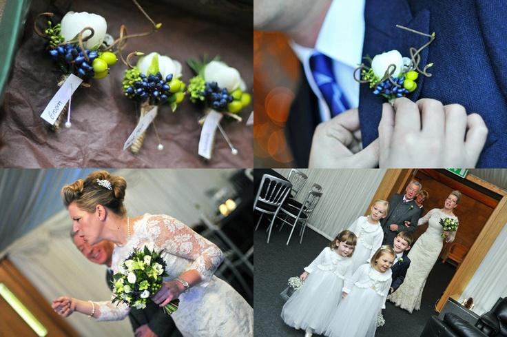 Sarah & Jamie · Weddings · Green Earth Flowers, your local florist in Poynton, Cheshire
